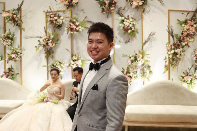 MC Intimate Wedding Glass House Ritz Carlton Pacific Place  - Anthony Stevven by Anthony Stevven - 001