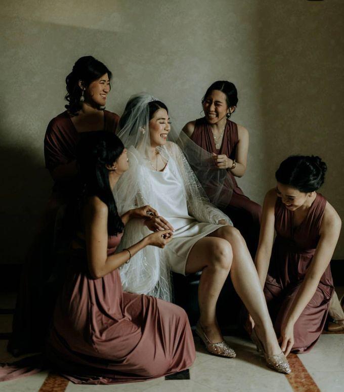 MC Wedding Hallf Patiunus Jakarta - Anthony Stevven by Anthony Stevven - 016