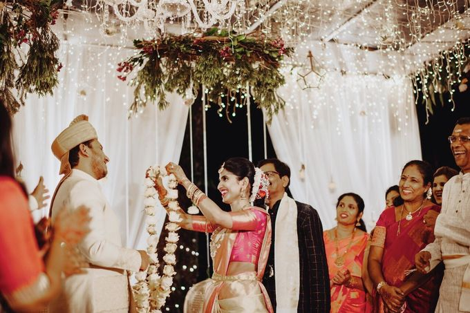 The Wedding Of Nishant & Vinutha by Elior Design - 008