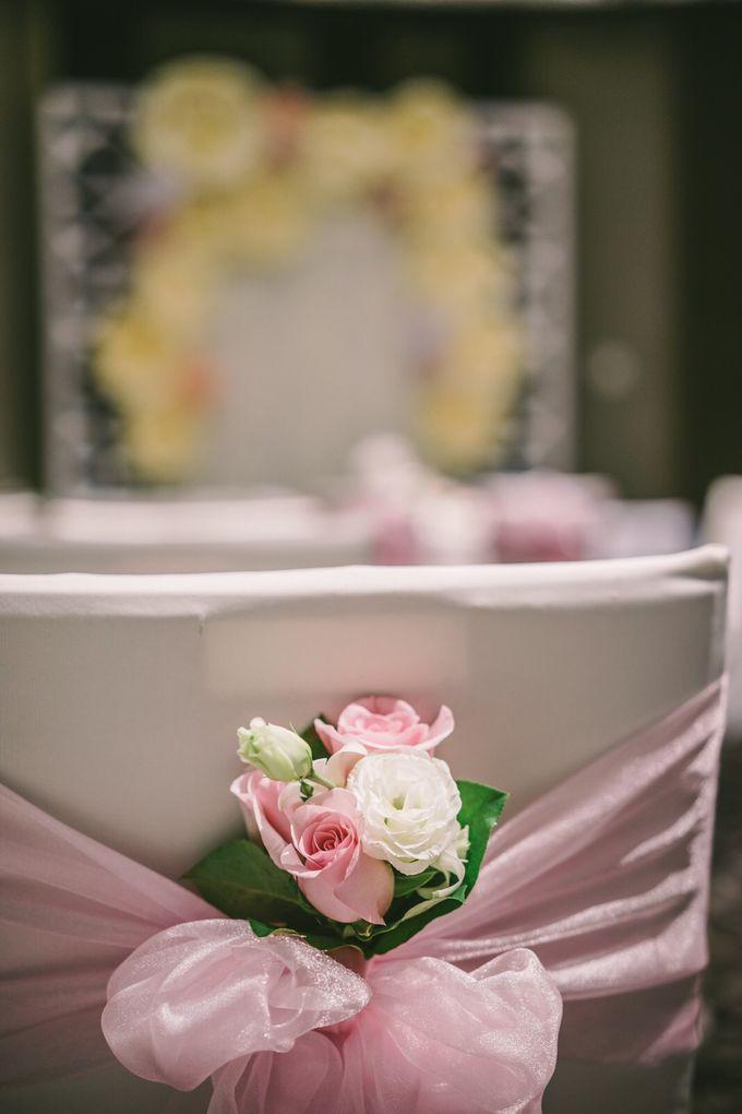 Wedding of Huang & Imelda by Rosette Designs & Co - 018
