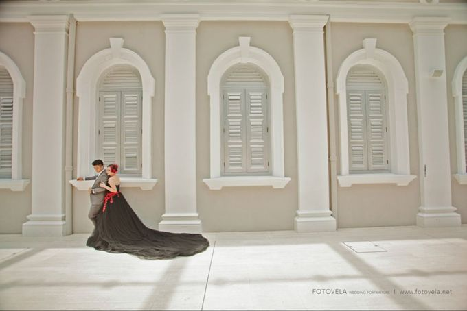 Febrian & Christy Singapore prewedding by fotovela wedding portraiture - 027