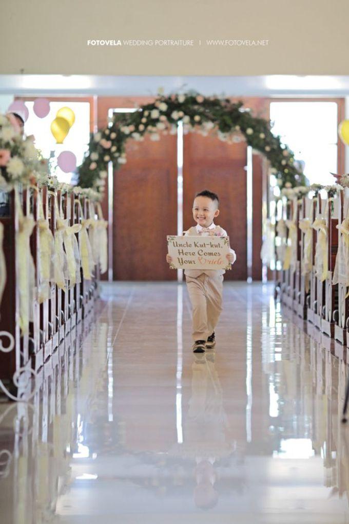 Fendy & Jeany Wedding by fotovela wedding portraiture - 071