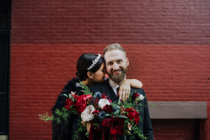 West Village NYC Elopement  by Eager Hearts Photography Co. - 005