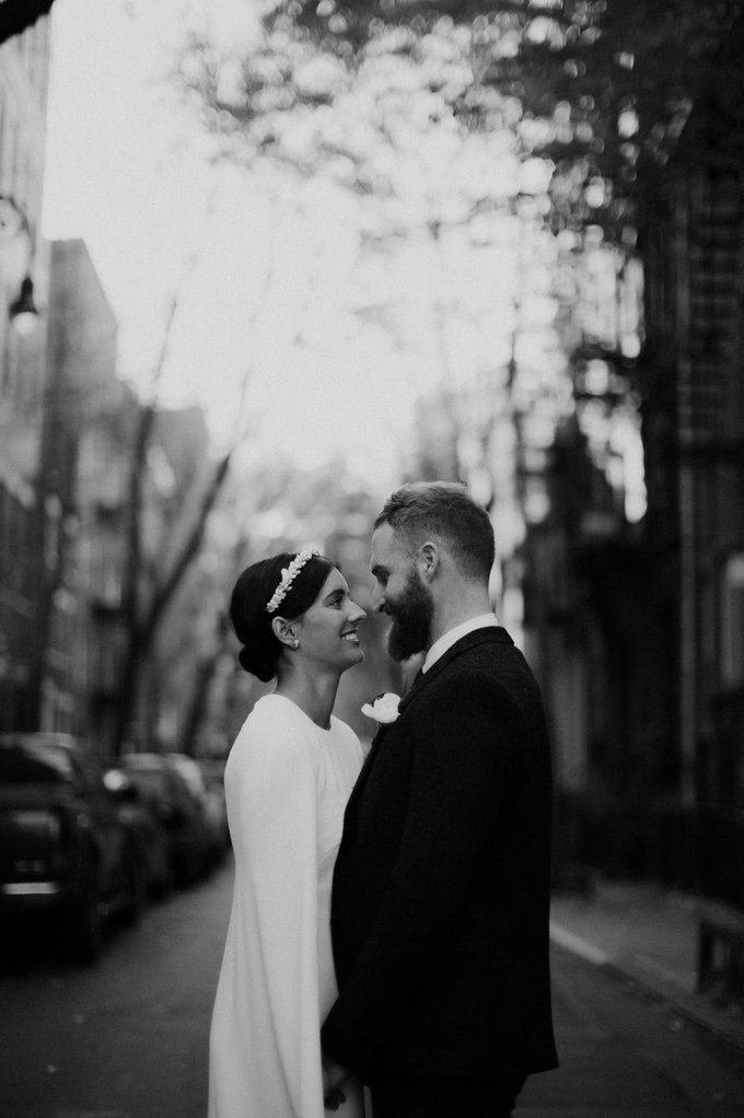 West Village NYC Elopement  by Eager Hearts Photography Co. - 007