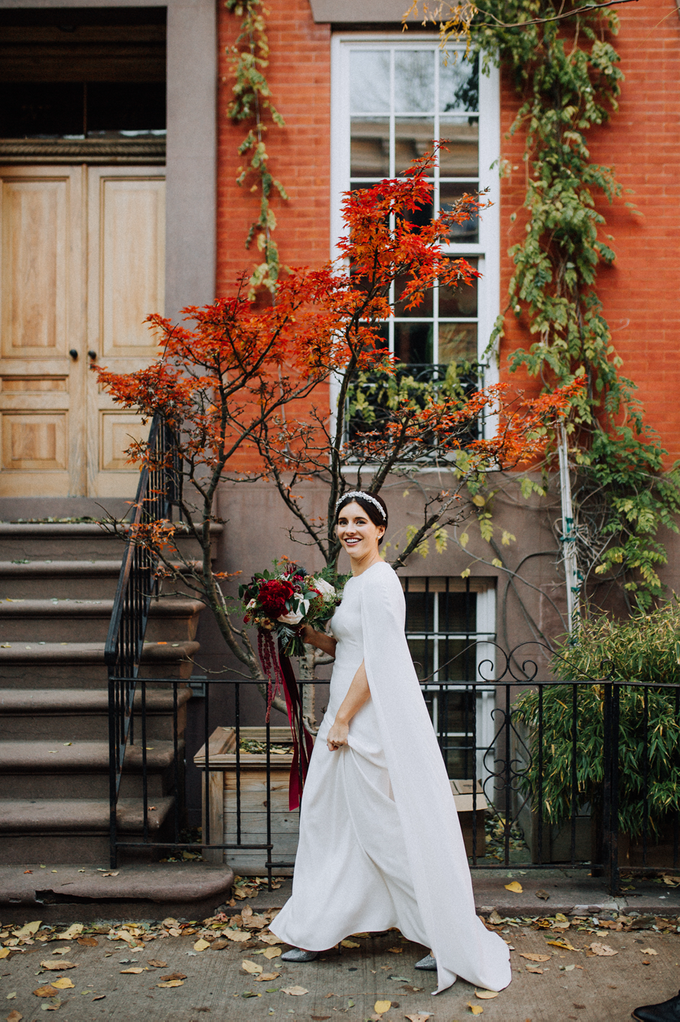 West Village NYC Elopement  by Eager Hearts Photography Co. - 008
