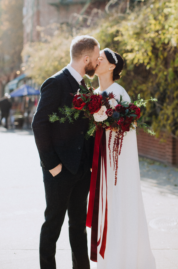 West Village NYC Elopement  by Eager Hearts Photography Co. - 009