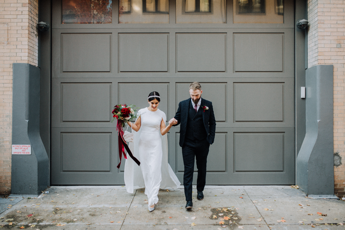West Village NYC Elopement  by Eager Hearts Photography Co. - 011