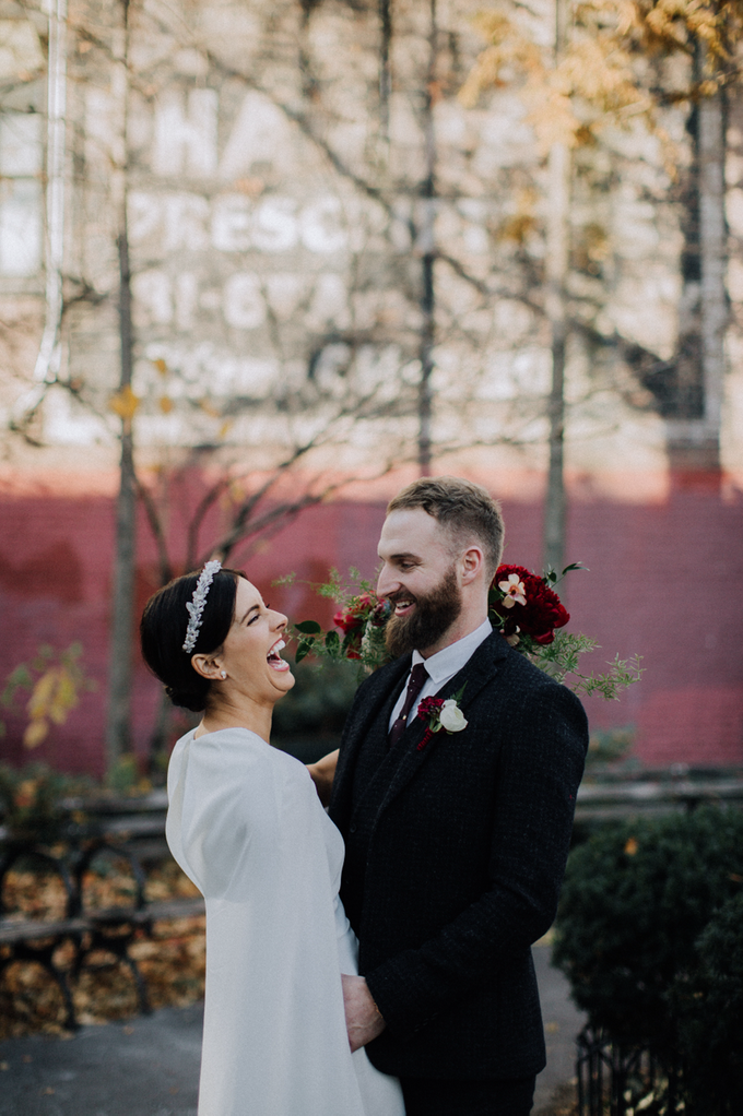 West Village NYC Elopement  by Eager Hearts Photography Co. - 012