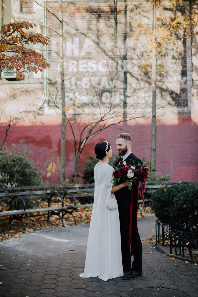 West Village NYC Elopement  by Eager Hearts Photography Co. - 013