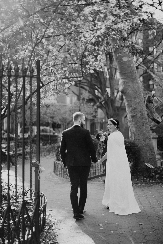 West Village NYC Elopement  by Eager Hearts Photography Co. - 014