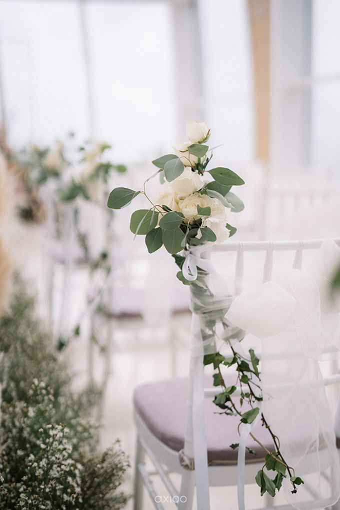 Julia & Liam Modern Sweet Wedding by Silverdust Decoration - 027
