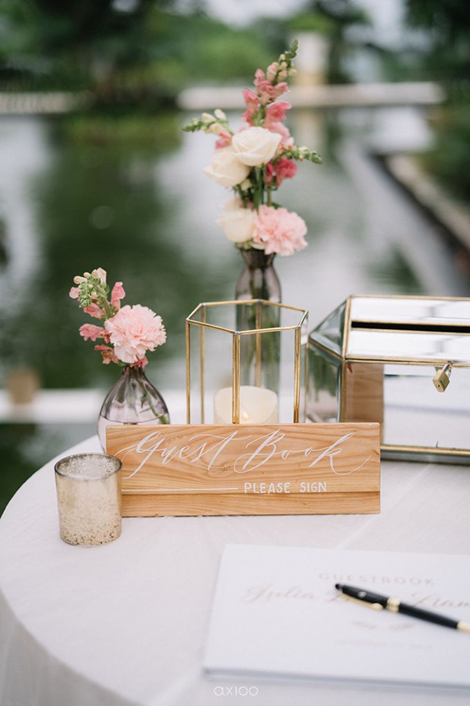 Julia & Liam Modern Sweet Wedding by Silverdust Decoration - 036