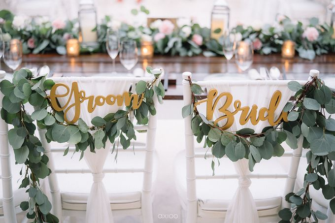 Julia & Liam Modern Sweet Wedding by Silverdust Decoration - 039