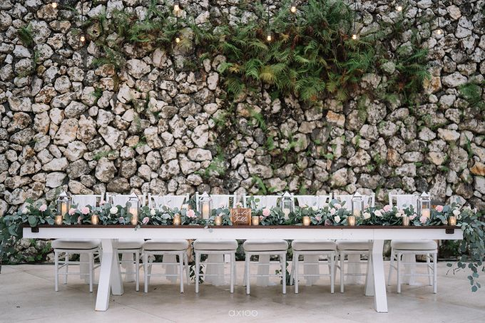 Julia & Liam Modern Sweet Wedding by Silverdust Decoration - 040