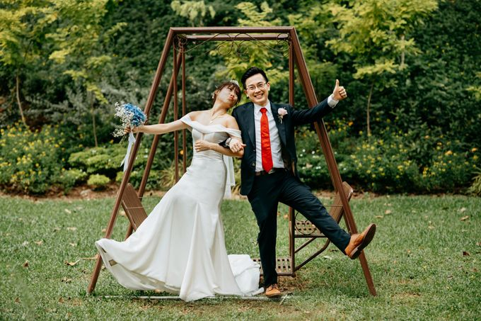 Fort Canning Park & Jewel Changi Airport Shoot by GrizzyPix Photography - 011