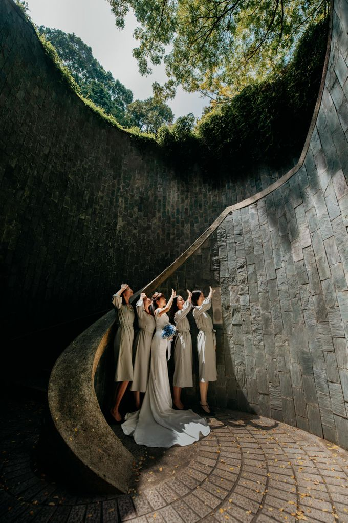 Fort Canning Park & Jewel Changi Airport Shoot by GrizzyPix Photography - 014