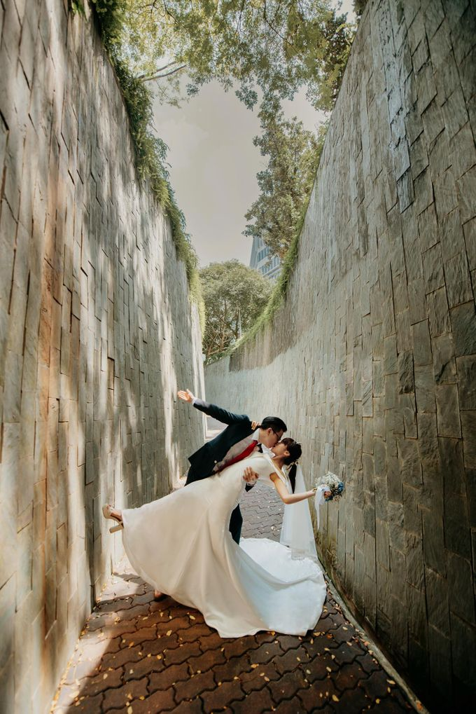 Fort Canning Park & Jewel Changi Airport Shoot by GrizzyPix Photography - 015