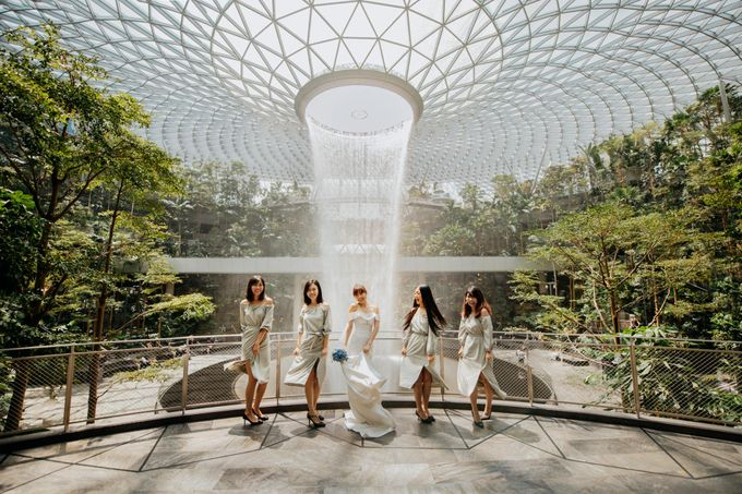 Fort Canning Park & Jewel Changi Airport Shoot by GrizzyPix Photography - 016