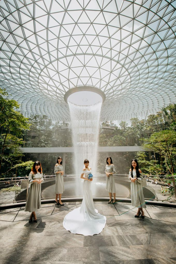 Fort Canning Park & Jewel Changi Airport Shoot by GrizzyPix Photography - 017
