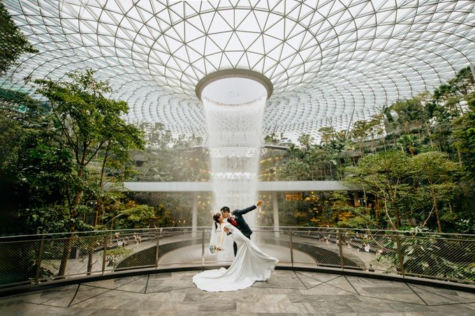 Fort Canning Park & Jewel Changi Airport Shoot by GrizzyPix Photography - 020