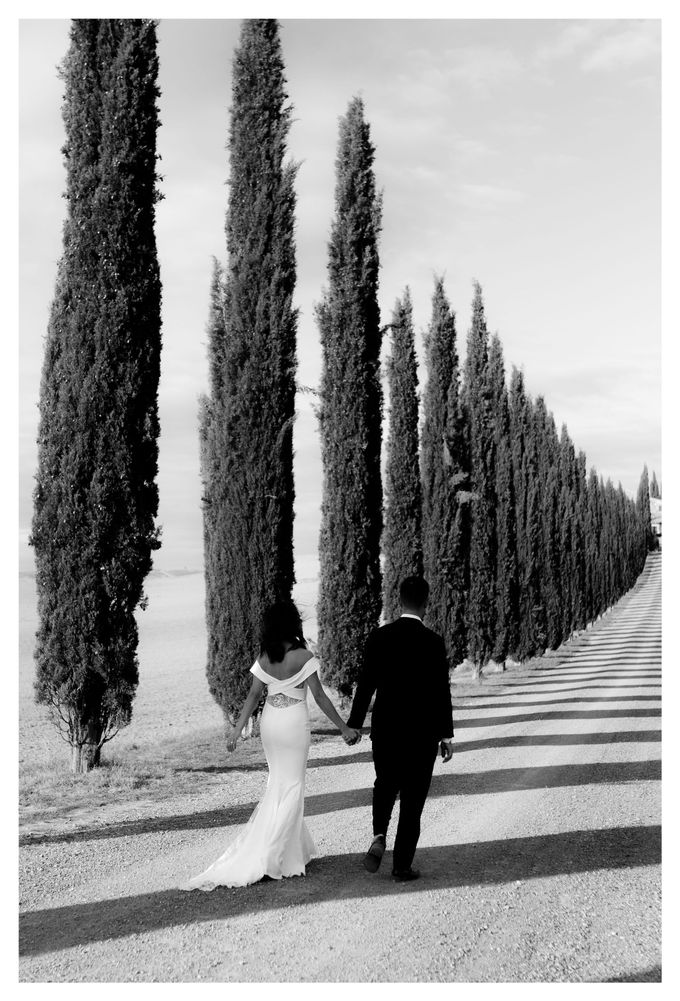 Post-Wedding Shoot in Florence and Tuscan Hills by Fotomagoria - 018