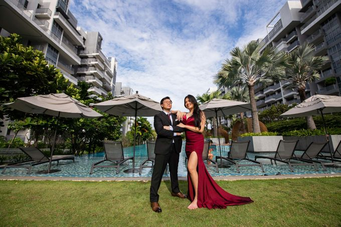 Leo & Evelyn [Crazy Wedding Shoot] by GrizzyPix Photography - 013