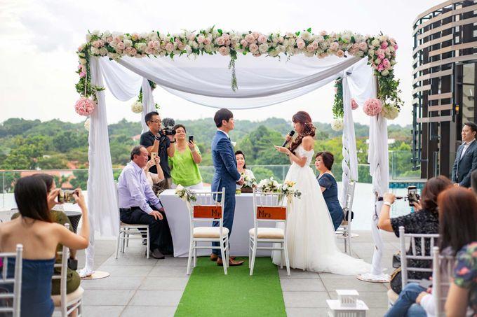 Park Hotel Alexandra Wedding by Park Hotel Alexandra - 002