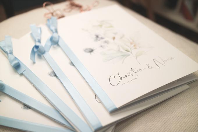 Wedding Stationeries for Christian & Novie by earlgreymeg - 003