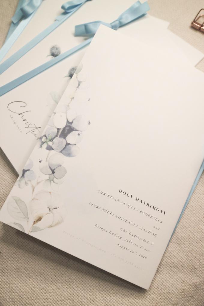 Wedding Stationeries for Christian & Novie by earlgreymeg - 005