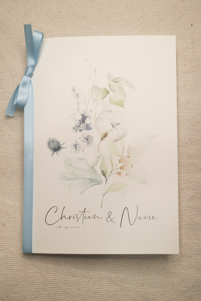 Wedding Stationeries for Christian & Novie by earlgreymeg - 006