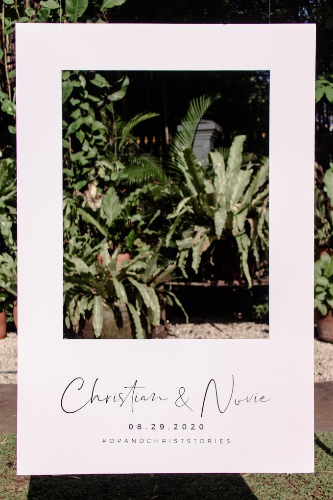 Wedding Stationeries for Christian & Novie by earlgreymeg - 013