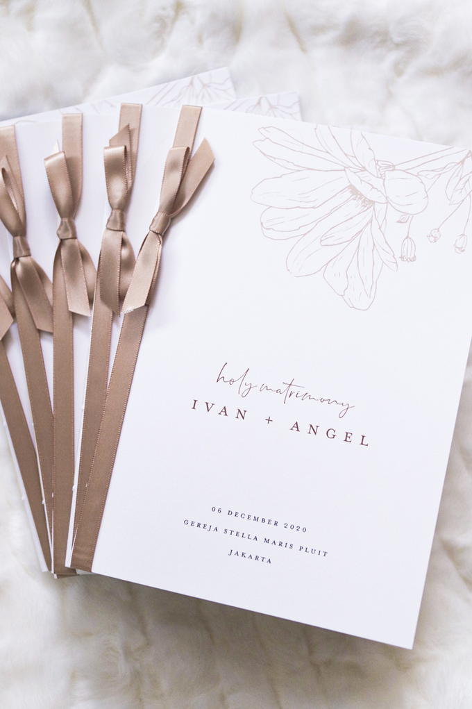 Holy Matrimony Book for Ivan & Angel by earlgreymeg - 001