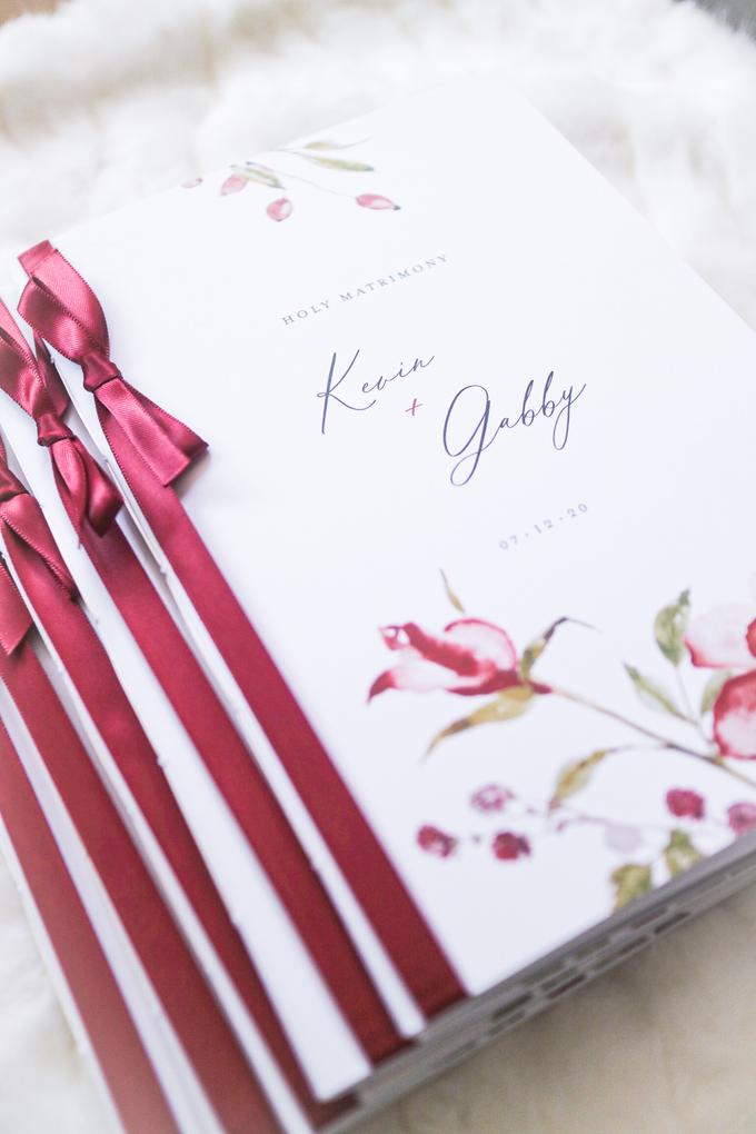 Holy Matrimony Book for Gabby & Kevin by earlgreymeg - 001