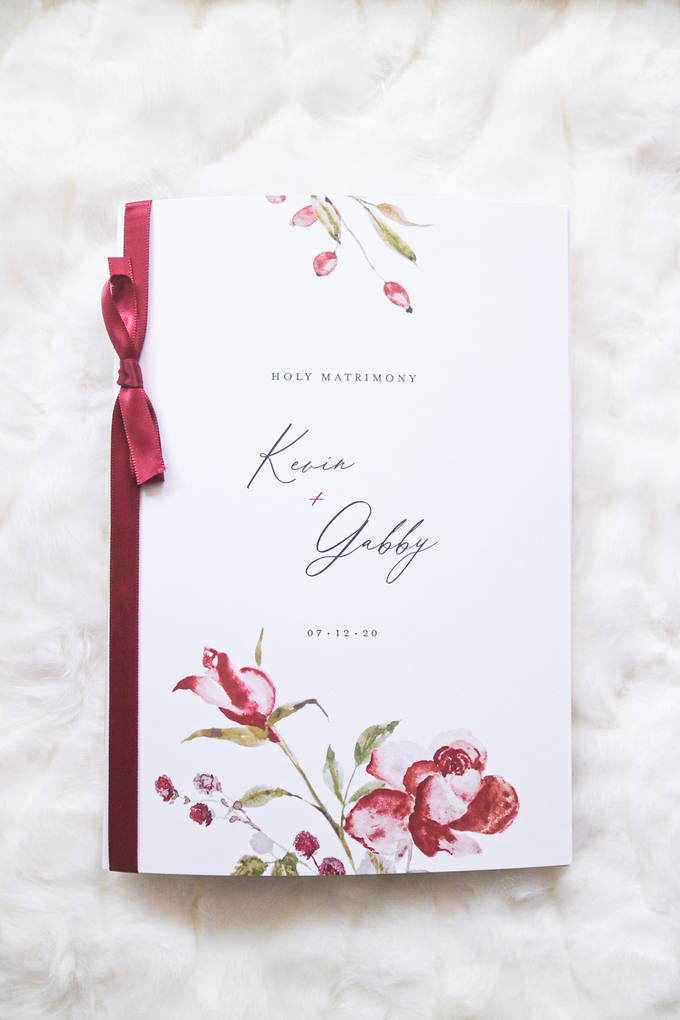 Holy Matrimony Book for Gabby & Kevin by earlgreymeg - 005