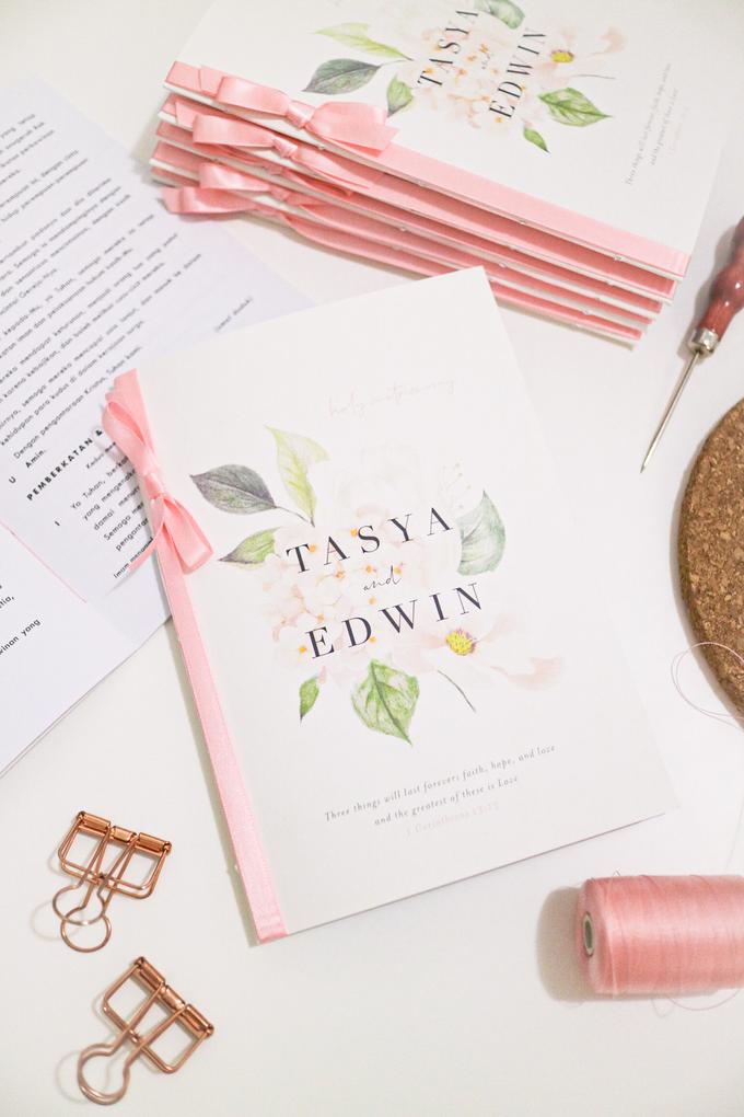 Holy Matrimony Book For Tasya & Edwin by earlgreymeg - 001