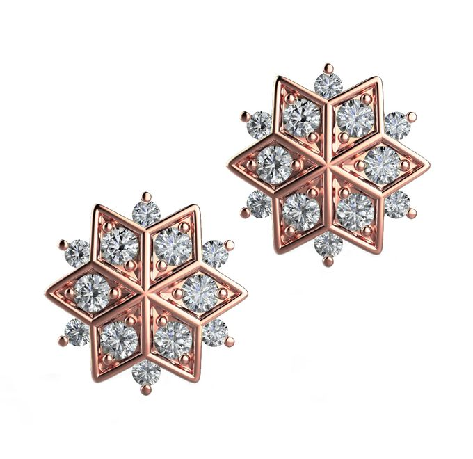 Snowflakes Collection by Mirage Jeweler - 003