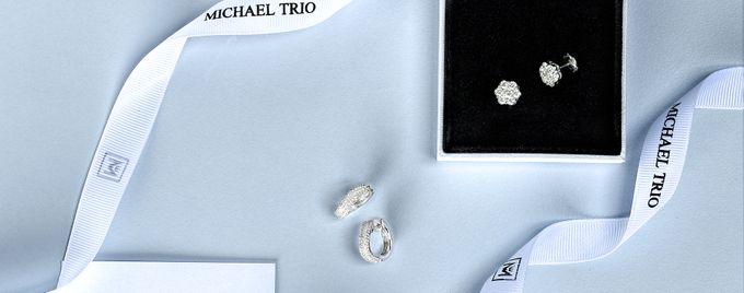 Mt Earrings by Michael Trio - 010