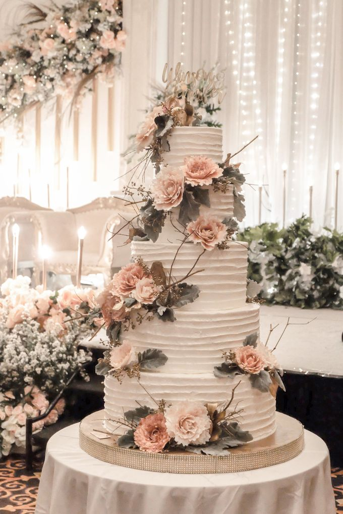 The Wedding of Winson & Jennifer by KAIA Cakes & Co. - 006