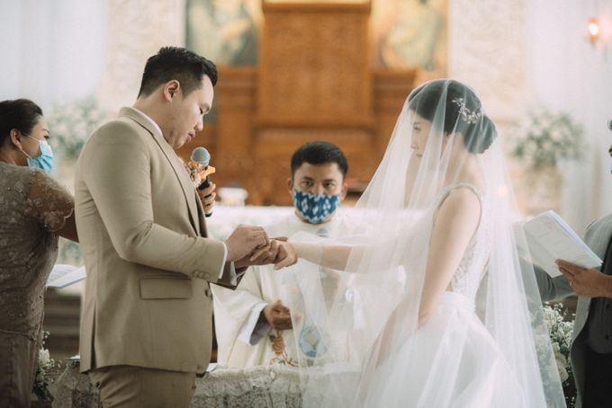 Enrico & Amanda by Twogather Wedding Planner - 016