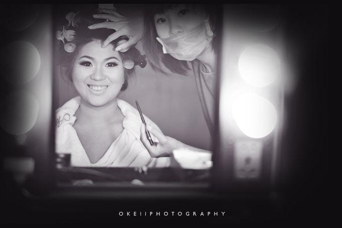 Alvin & Novi Wedding Day by Okeii Photography - 001