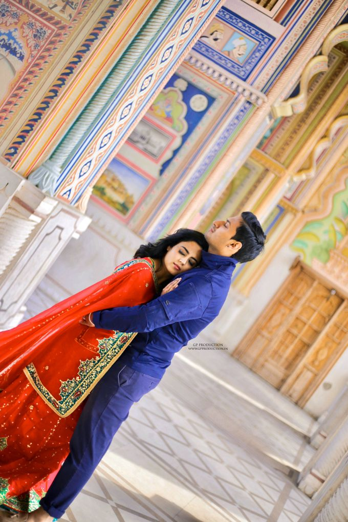 Pre Wedding Shoot by GP PRODUCTION - 037