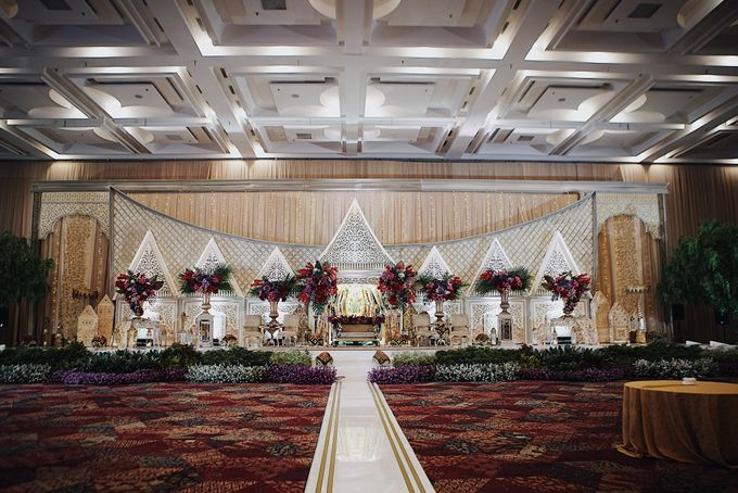 Wedding Renatha & Rafi by Indonesia Convention Exhibition (ICE) - 002