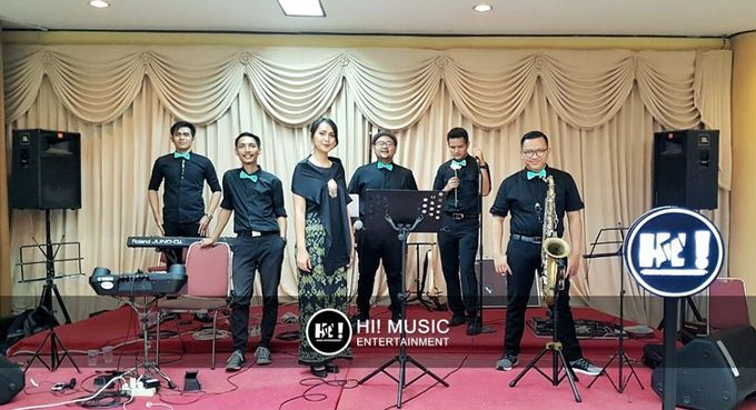 Wedding Reception Events (The Band) by Hi! Music Entertainment - 050