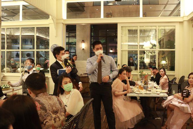 MC Wedding Intimate at Blue Jasmine Jakarta - Anthony Stevven by Anthony Stevven - 001