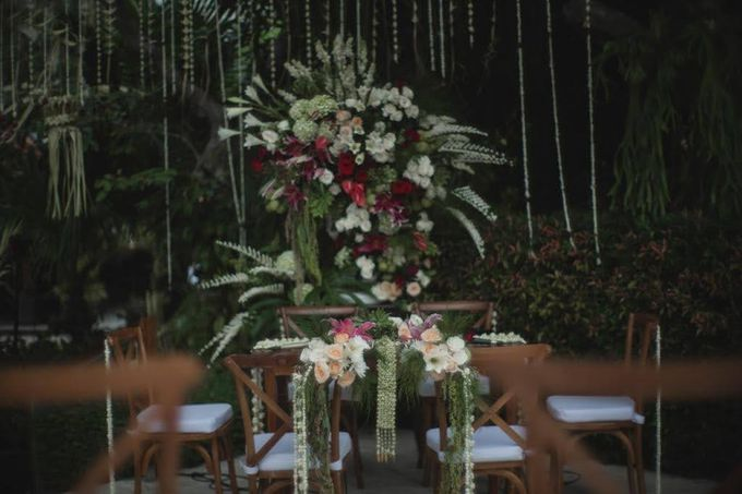Putri & Christopher by ProjectDEA Wedding Planner - 004