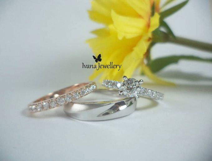 ETERNITY SOLITAIRE by Ivana Jewellery - 004