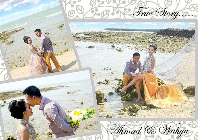 Prewedding Ahmad & Wahyu by Charis Production - 012