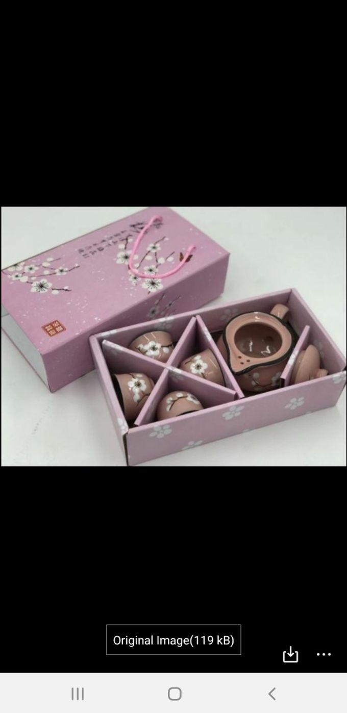 Premium Gift Set by Alleriea Wedding Gifts - 016