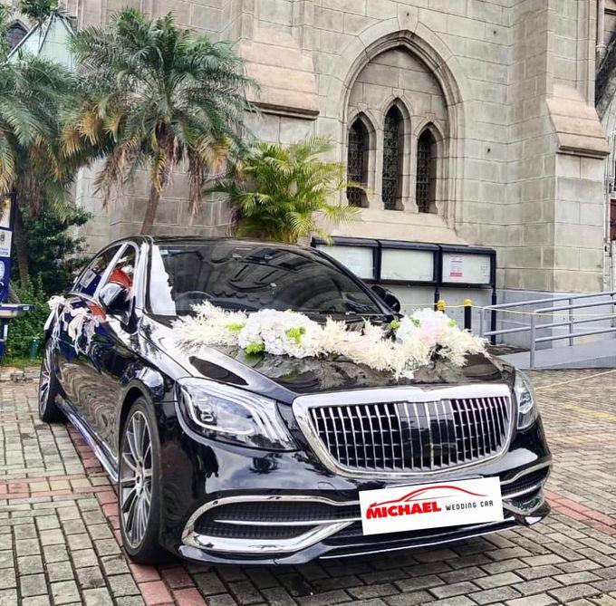Mercedes Benz Maybach S450 long by Michael Wedding Car - 002