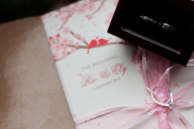 de_Wedding of Rio & Elly by de_Puzzle Event Management - 001